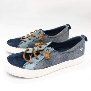 Sperry Canvas Topsiders